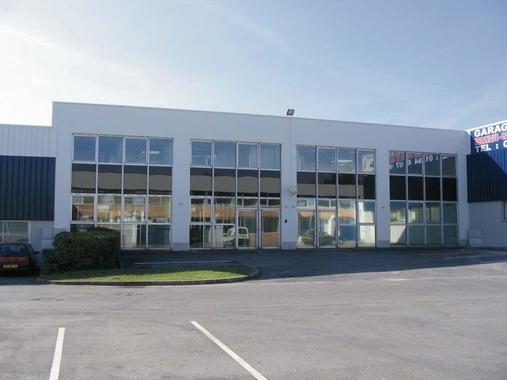 Parc de champs- Locaux d'activités- Champ sur Marne 77